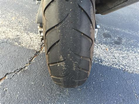 How Many Miles Do Motorcycle Tires Last?
