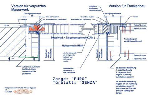 was ist eine zarge auf die fl 228 chenb 252 ndige t 252 r folgt die unsichtbare zarge