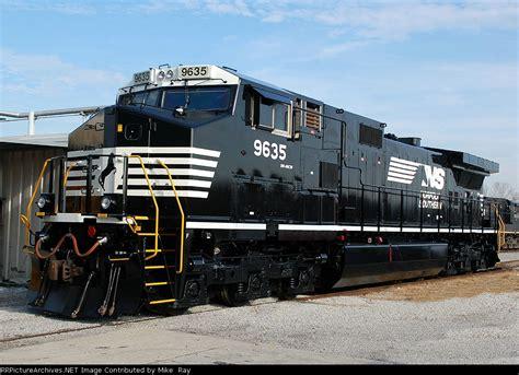 NS Dash 9 # 9635