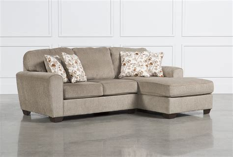chaise pc 2 pc sectional sofa chaise clarke fabric 2 pc sectional