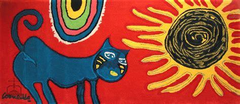 corneille guillaume este fr gravure designer lithographie picasso corneille tapis