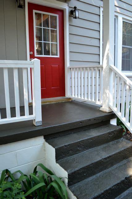 paint ideas for porches painting a concrete porch my style concrete porch