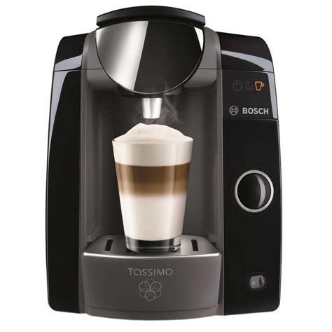 Bosch Tassimo Joy T43 Coffee Machine Black TAS4302GB   Around The Clock Offers