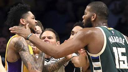 Lakers Nick Young Bucks Altercation Fined Greg