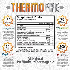 Raw Synergies Thermo Pre  2