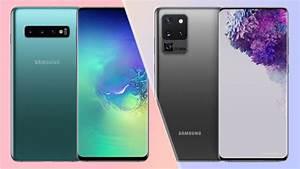 Samsung Galaxy S20 Vs Galaxy S10  What U0026 39 S Different