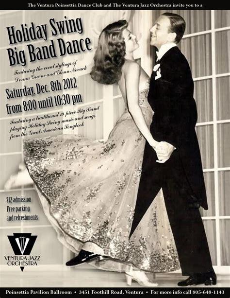 Big Band Swing Jazz by Swing Big Band Ventrua Ca Events Big