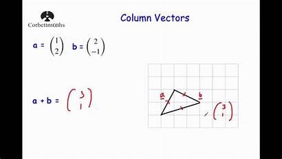Subtraction Calculator Column Vectors Vectorified