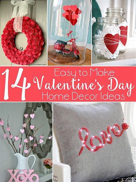 decoart blog crafts  valentines day home decor ideas