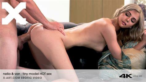Nella Jones Tiny Blonde Hot Sex Romantic Evening