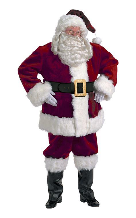 majestic santa suit santa supply online