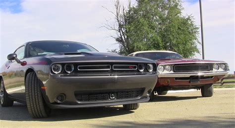 2015 Dodge Challenger R/T: Now and Then [Review]   The