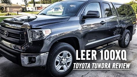 canopy toyota tundra leer xq topper cover toyota tundra sr review