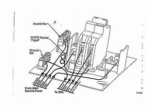 Hot Springs Gleam 70 Amp Wiring Diagram
