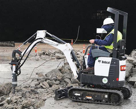 bobcat  compact excavator  bobcat excavators