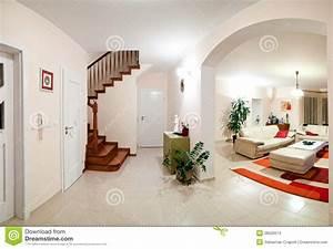 Intrieur De Maison Moderne Photo Stock Image Du Maison