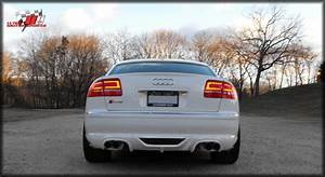 Body Kit Styling For The Facelift Audi A8 D3 By Hofele