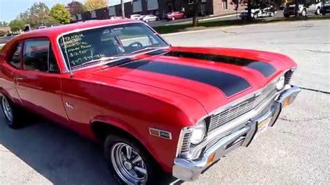 nova  sale american muscle cars youtube