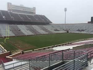 Memorial Stadium Ou Seating Chart Oklahoma Memorial Stadium Section 36 Rateyourseats Com