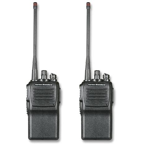 commercial two 2 way range business radio system