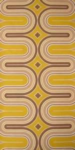 Tapete Geometrische Muster : 70s bold geometric vintage wallpaper pattern surface ii tapeten vintage tapete ~ Frokenaadalensverden.com Haus und Dekorationen