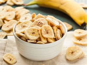 Recipe: Baked Banana Chips With Honey