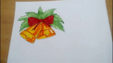 christmas decorations for kids to draw merry drawing for easy
