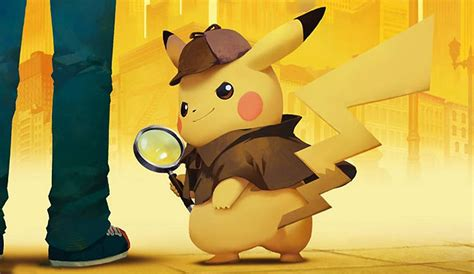 [gallery] Detective Pikachu Movie Photos Of Cast On Set