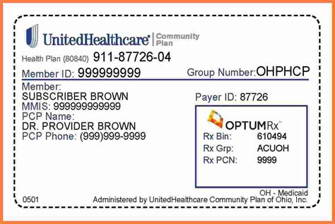 Vsp does not generally give out id cards, but they are available online for you to print. 5+ united healthcare card | Marital Settlements Information