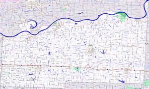 Lafayette County Missouri Map