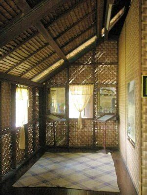 traditional  malay house verandah  great ventilation malaysia time honored