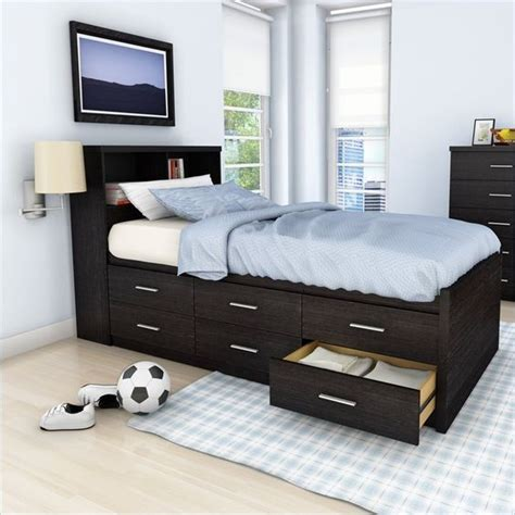 xl captains bed storage beds xl xl bed frame with