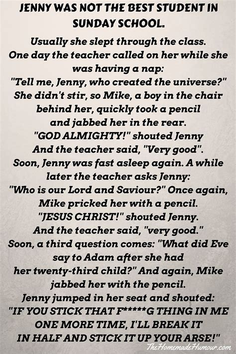 funny christian story funny pinterest short stories