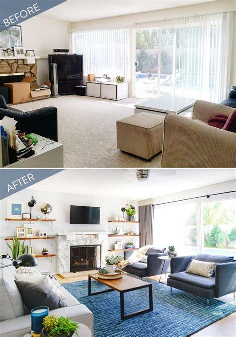stylish makeover   living room  dull  full
