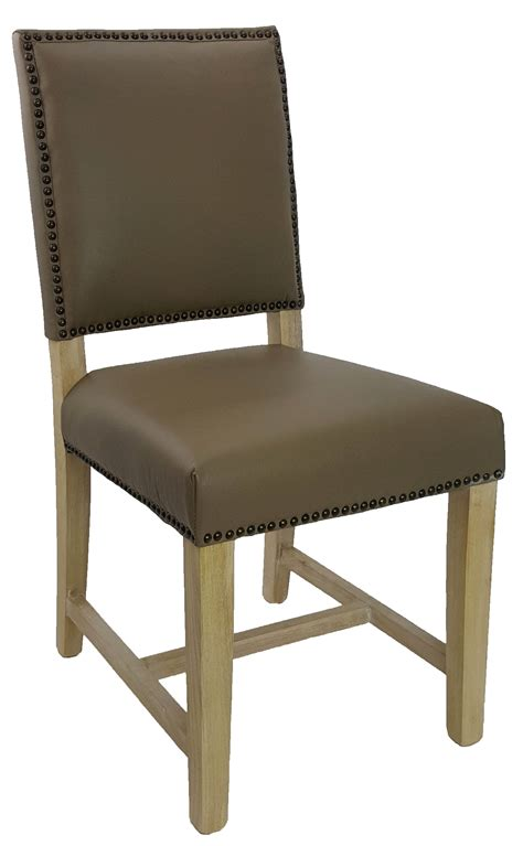 leather parson dining room kitchen chairs bonded