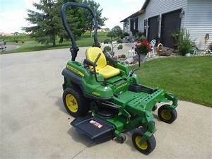 John Deere Z510a Zero Turn Mower Maintenance Guide  U0026 Parts