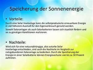 Sonnenenergie Vor Und Nachteile : sonnenenergie ~ Orissabook.com Haus und Dekorationen