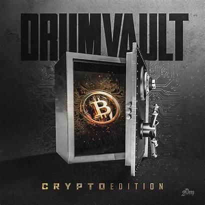 Vault Crypto Drum Edition Wav Loops 2deep