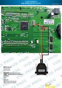 Xhorse Vvdi Prog V4 9 6 Adds W906 Eiz 9s12xdp384 Crafter