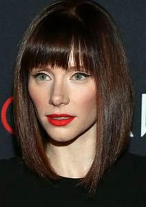 Carré Plongeant Avec Meche : 6581 best coiffures images on pinterest ~ Louise-bijoux.com Idées de Décoration