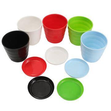 petit pot en plastique petit pot de plastique en plastique pot de fleurs color 233 es conteneur de d 233 coration durable