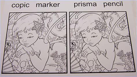 markers for coloring no copics no problem