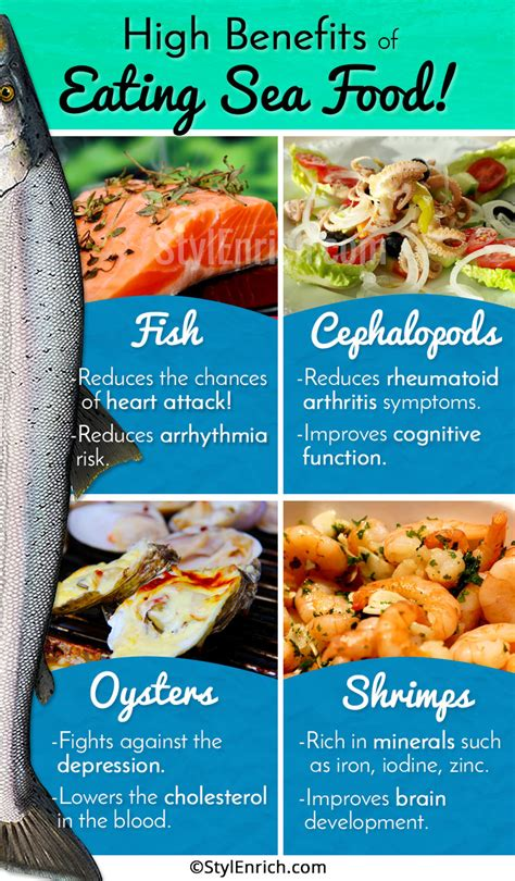Seafood Benefits  Explore The High Benefits Of Eating Sea
