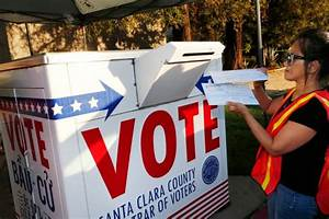 Bay Area voters flock to polls