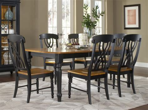 black dining room table furniture amazing black dining room table set homelena