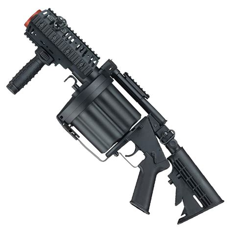 ASG Multiple 6mm Grenade Airsoft Launcher | Camouflage.ca
