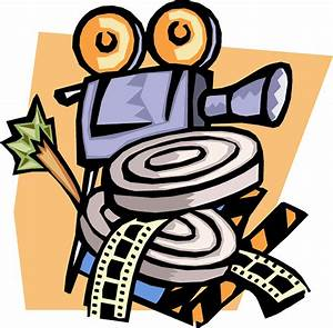 Free Movie Camera Clip Art Pictures - Clipartix