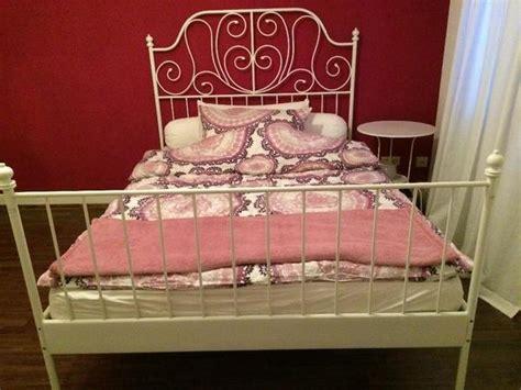 Metallbett Ikea Weiß In Maulbronn  Betten Kaufen Und