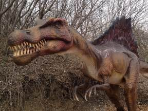 Spinosaurus Dinosaur Coloring Pages