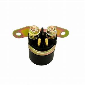 What Is A Motorcycle Starter Relay